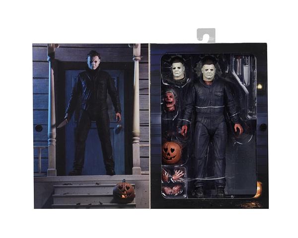 NECA Halloween 2018 Michael Myers Figure Boxed 4
