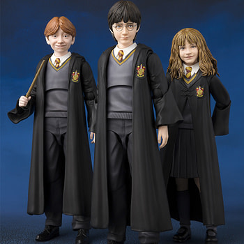 SH Figuarts Harry Potter 12