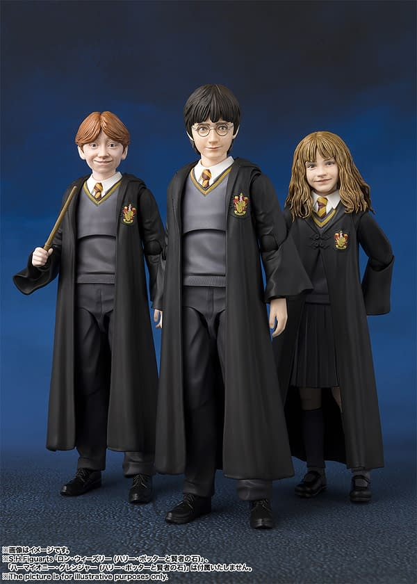 SH Figuarts Harry Potter 12