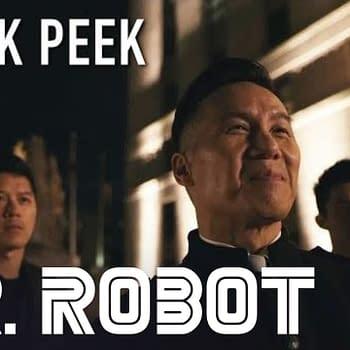Mr. Robot - 10 schemers scheming