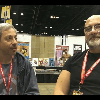 Barzinga: The Lost Episode With Matt Wagner At C2E2