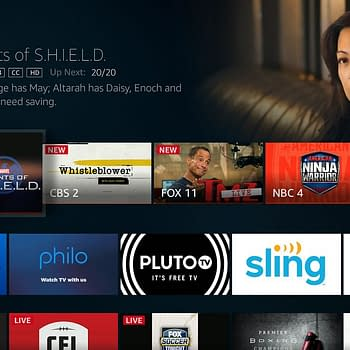 """Amazon's Fire TV Adds New """"Live TV"""" Tab to Service"""