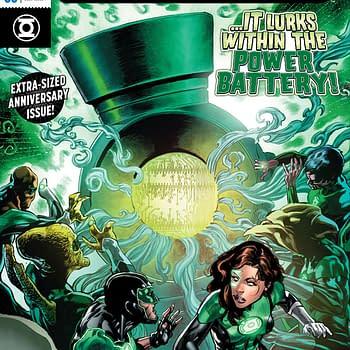Green Lanterns #50 Review: Frustratingly Vague but Still Fun