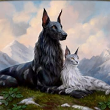 "Magic: The Gathering Core 2021 - More Previews ""For The Dogs"""