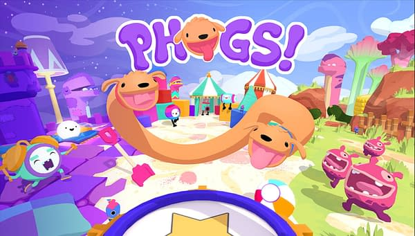 PHOGS Has Been Delayed But A Demo Is Now Available