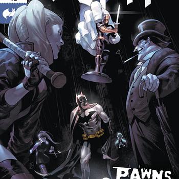 Batman #92 DC Comics Cover