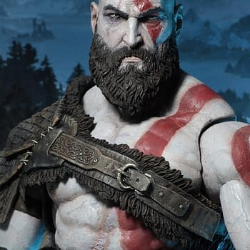 NECA God of War Kratos 5