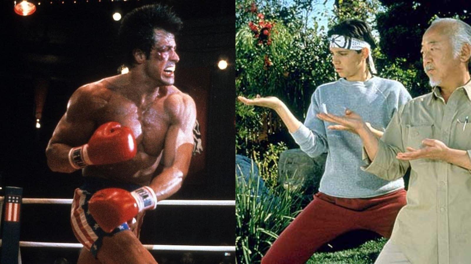 karate kid rocky