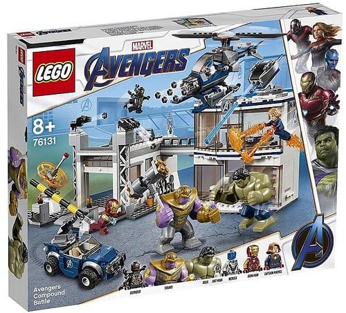 LEGO Avengers Endgame Compound Battle 1