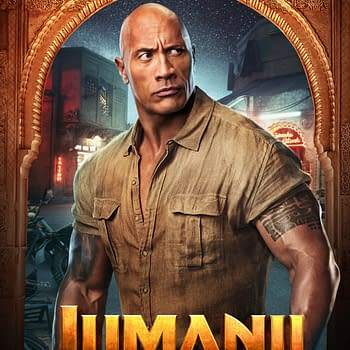 "New Domestic and International Character Posters for ""Jumanji: The Next Level"""