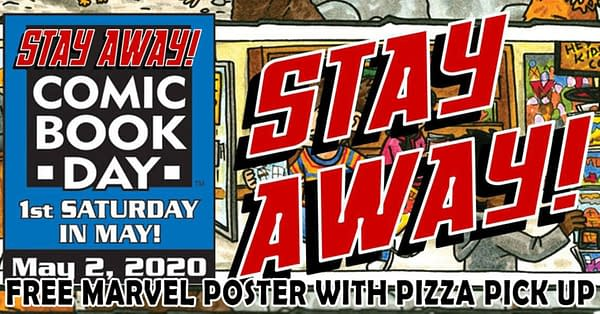 Mark Waid Gives Free Comic Book Day Back to Collector's Paradise