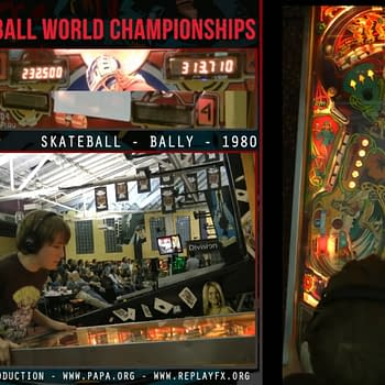 Youngest Pinball World Champion Crowned Last Week