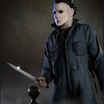 Michael Myers Gets an Amazing New Halloween Statue from PCS