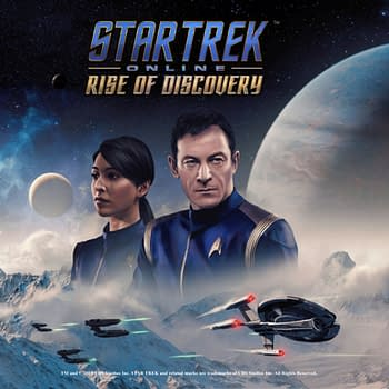 Jason Isaacs and Rekha Sharma Join the Cast of Star Trek Online