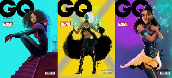 ScamWatch: Fake GQ Mexico Editor Approaching Comics Artists.