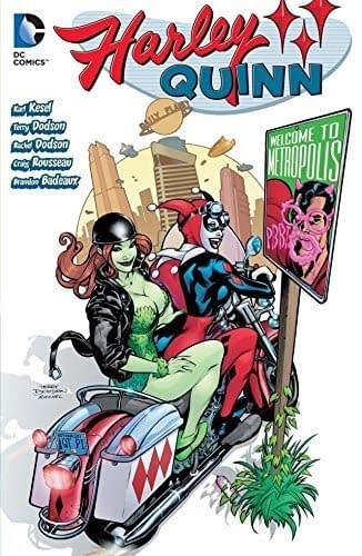 GlitchWatch on Joker/Harley Quinn Amazon Kindle Sale