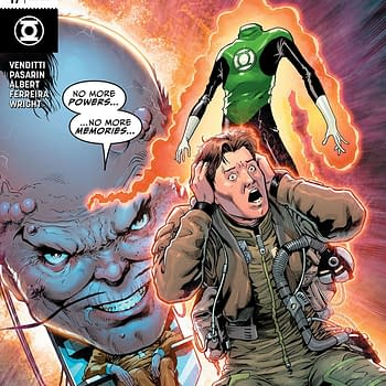 Hal Jordan and the Green Lantern Corps #47 Review: Arkillos Time to Shine