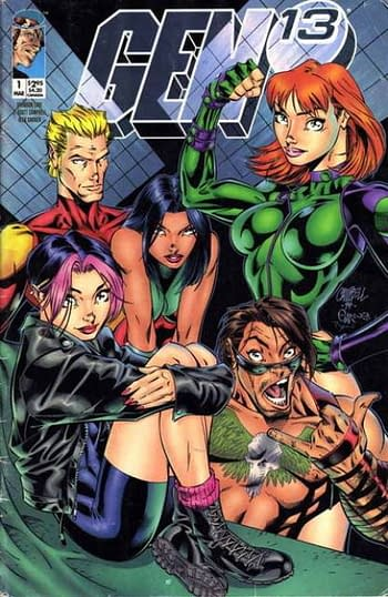Alan Moore and his unfinished Gen 13 story