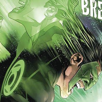 Hal Jordan and the GL Corps #40 Review: The Green Lanterns vs. the Zods