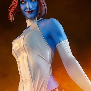 Mystique Gets a Stunning Sideshow Premium Format Figure