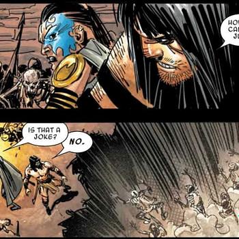Hyperborean Sexism in Next Week's Savage Sword of Conan #4
