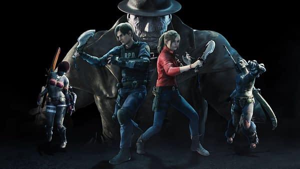 "Here's When ""Monster Hunter World's"" New ""Resident Evil 2"" and ""Horizon Zero Dawn"" Events Go Live"