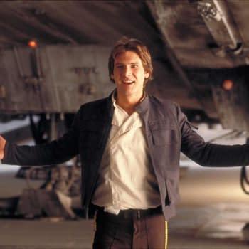 Harrison Ford Adorably Interrupts Alden Ehrenreich Solo Interview