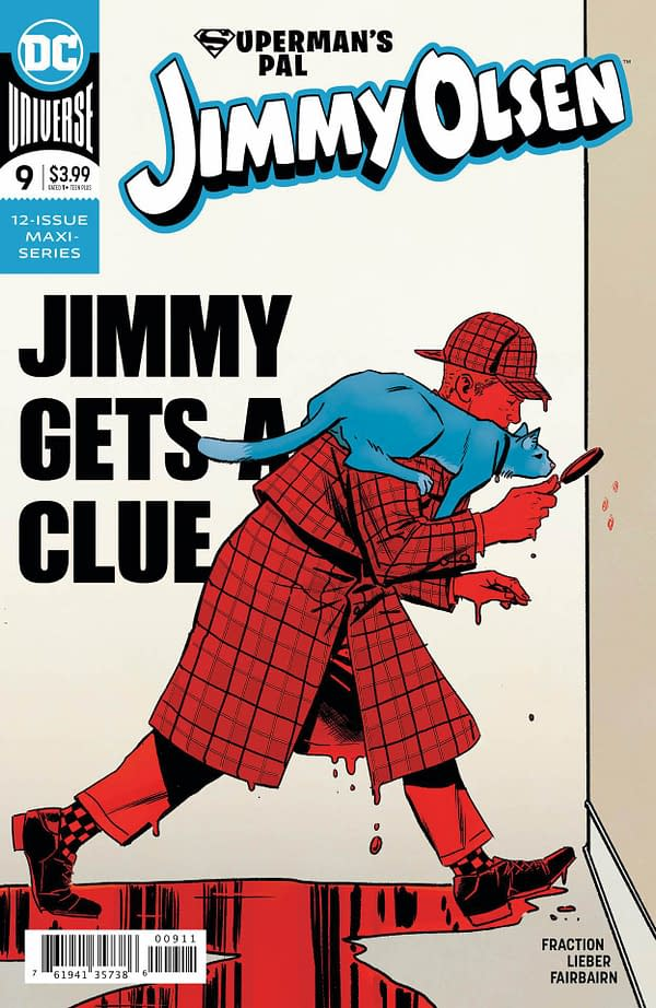 This Preview of Jimmy Olsen #9 Dismantles Capitalism