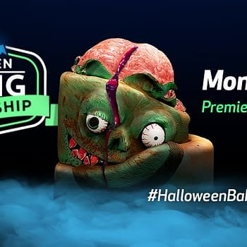 Halloween Baking Championship Episode 1: Coffee Addicts Knife-Wielding Pandas Spatula Threats &#038 Ghostbusters [REVIEW]