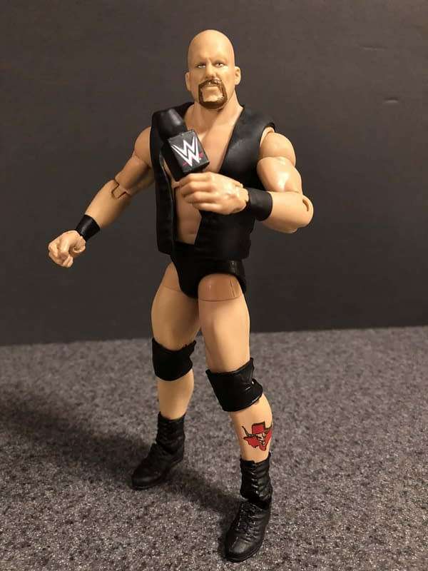 Mattel WWE Flashback Elites 2