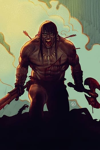 Ablaze is Trying to Publish Conan Comics Again