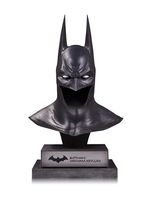DC Collectibles Batman Arkham Asylum Cowl Bust