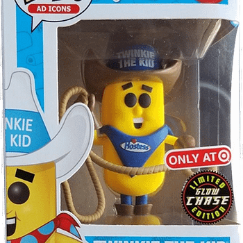 Funko Twinkie The Kid Target Exclusive Glow Chase