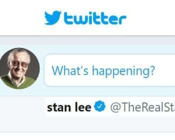 Who Has Control Of Stan Lees Twitter Account Now