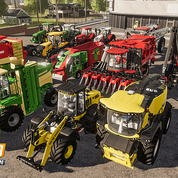 """Farming Simulator 19"" Platinum Edition Is Coming In October"