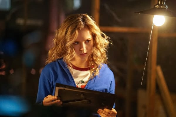 Brec Bassinger as Courtney Whitmore in Stargirl, courtesy of The CW.