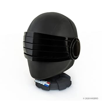 Become Snake Eyes With New G.I. Joe Replica Helmet From Hasbro