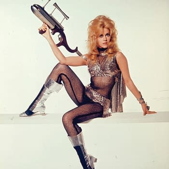One of Jane Fondas Barbarella Rifles Sold for $220000 at Auction