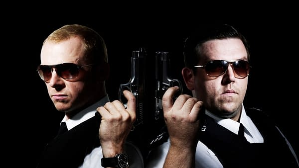 'Hot Fuzz 2' Officially Greenlit, Posts Nick Frost