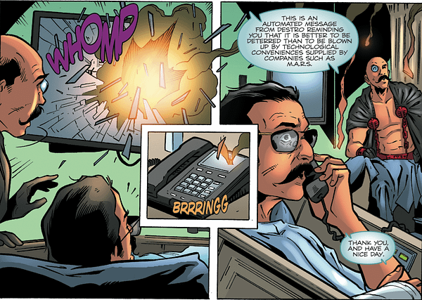 G.I. Joe Real American Hero #204