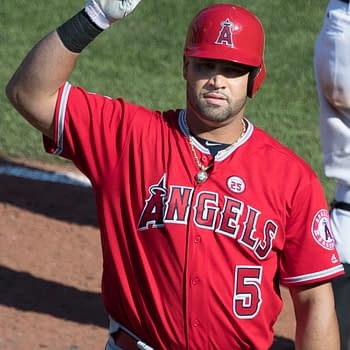Albert Pujols Becomes The 32nd Player With 3000 Hits