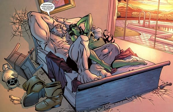 Hulk and Juggernaut to Smash in June, but Probably Not in the Way She-Hulk and Juggernaut Did