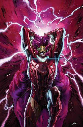 No More Tony Stark: Iron Man Until October