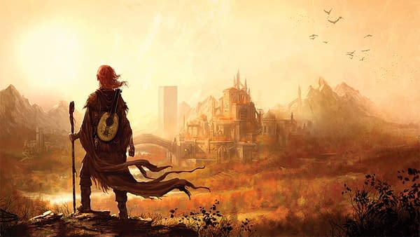 Kingkiller Chronicles by Patrick Rothfuss