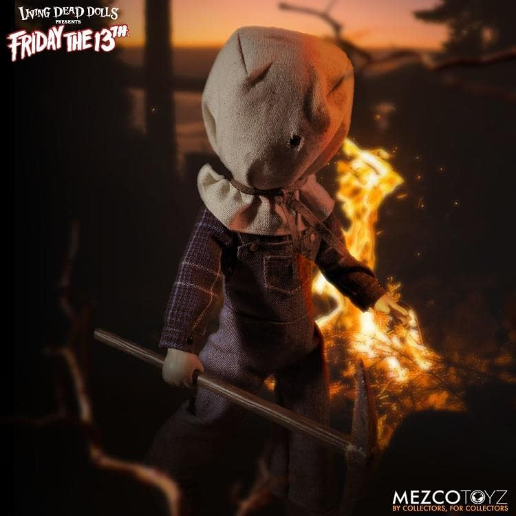 Mezco Toyz Living Dead Dolls F13 Part 2 Jason 3