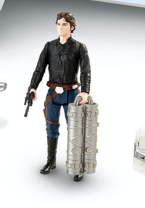 Solo: A Star Wars Story Toys Revealed by Hasbro Ahead of Toy Fair