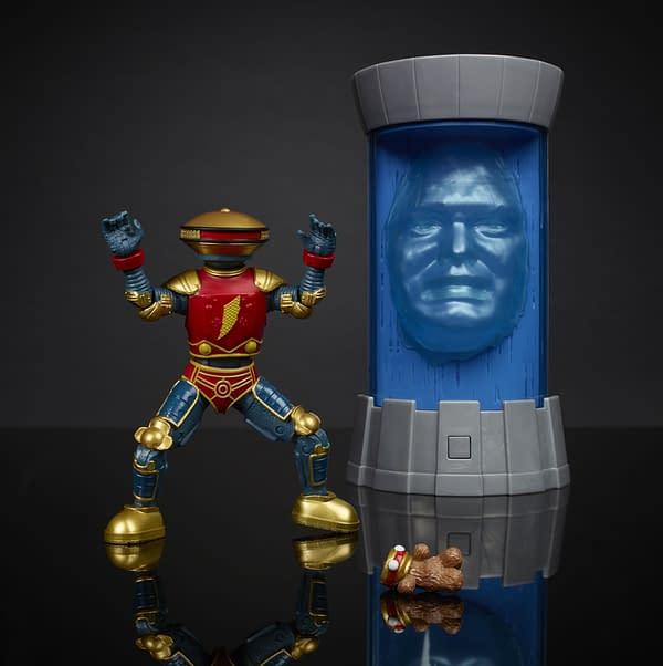 Power Rangers Alpha Zordon Walmart Exclusive