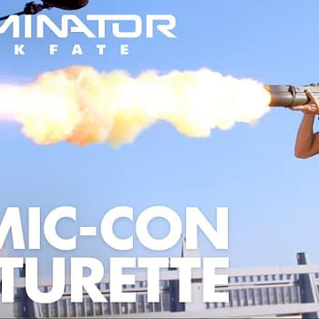 """Check Out the """"Terminator: Dark Fate"""" Featurette from the SDCC Panel"""