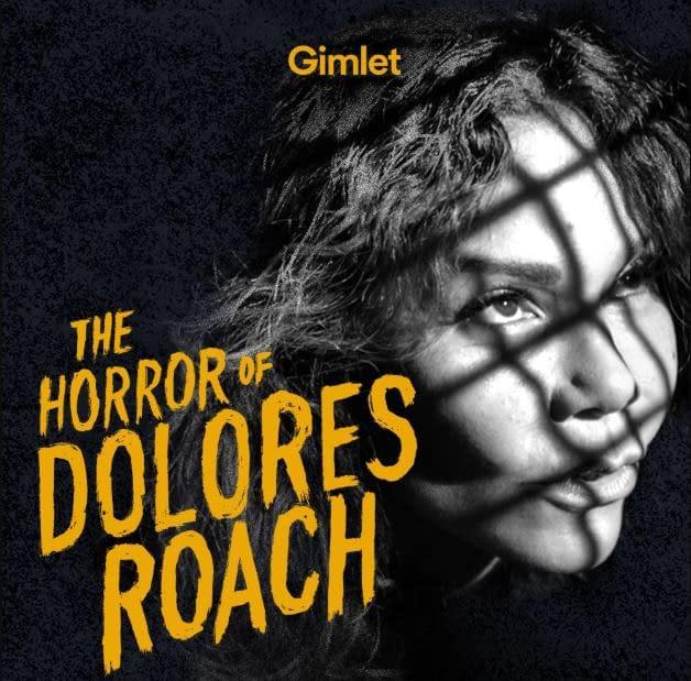 L'Horreur de Dolores Roach arrive sur Amazon, gracieuseté de Gimlet.