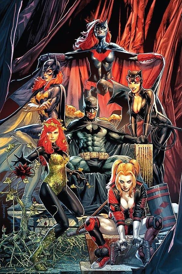 A Few More Detective Comics #1000 Exclusive Retailer Variant Covers
